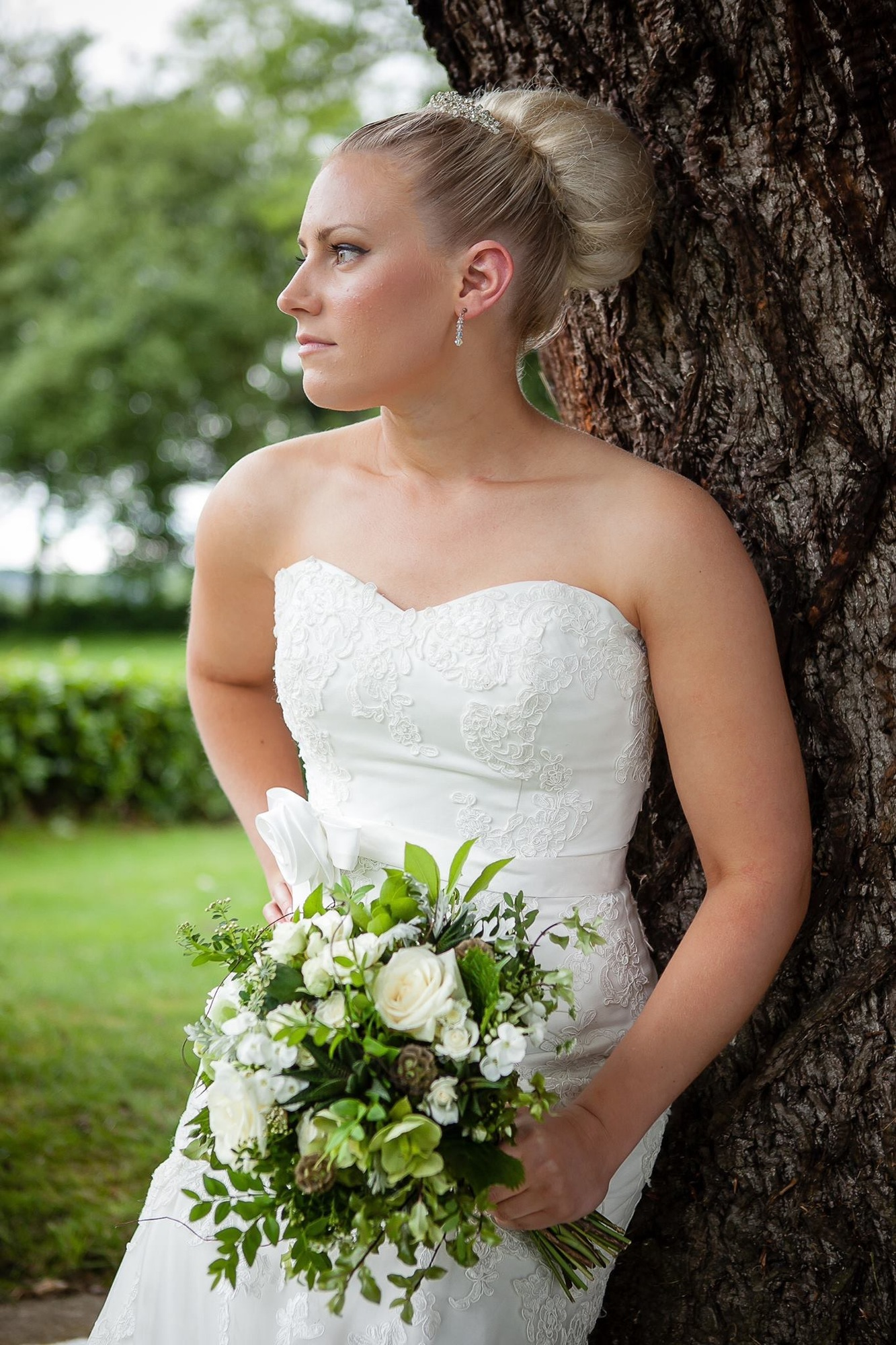 creations freelance hairdressing , wedding hair stylists in