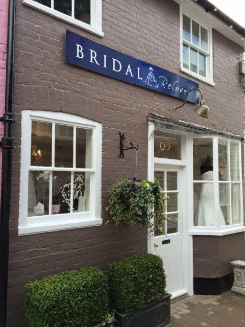 Outside Shot - Bridal Reloved Maldon