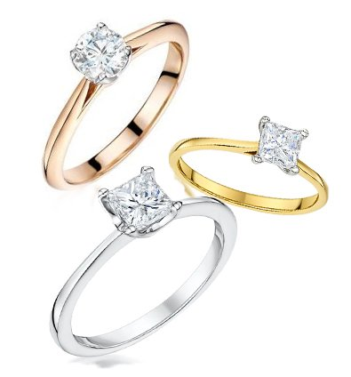 Rose, yellow or white gold? - Laings