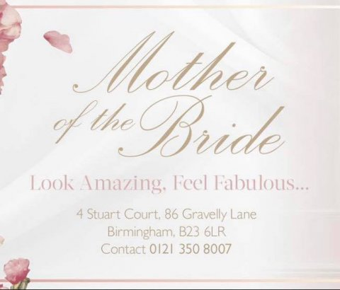 Mother Of The Bride Dresses - Mother Of The Bride-Image 47496