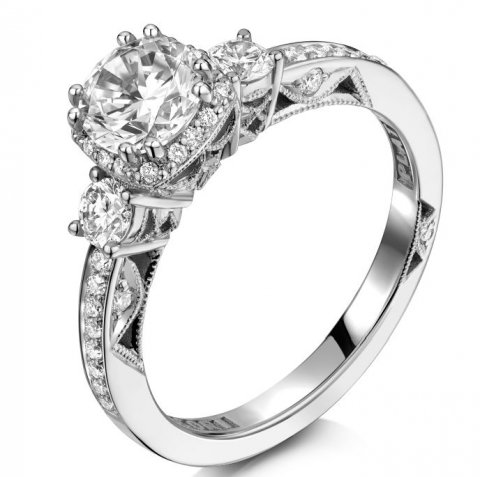 Tacori - Handcrafted in California - Laings