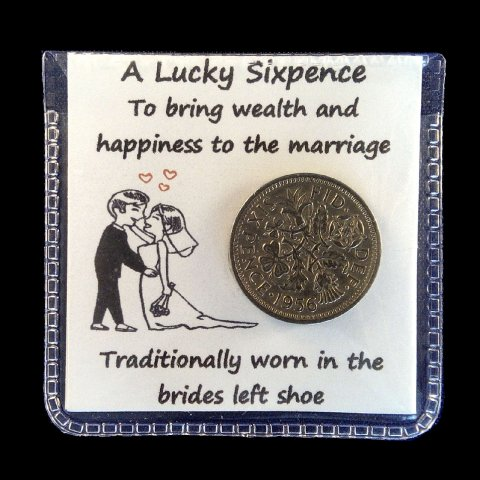 Wedding Favours and Bonbonniere - Sixpence Favours-Image 7084