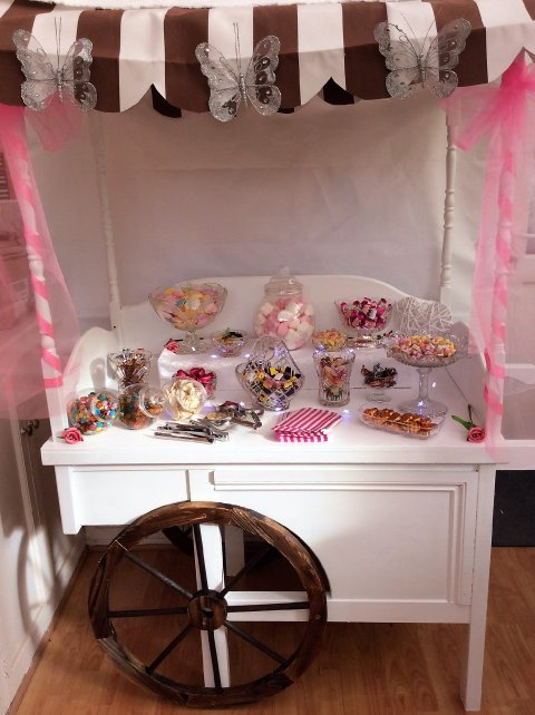 Candy Cart - Designs by SAZZ