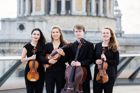 string quartets for hire - Bands For Hire Ltd