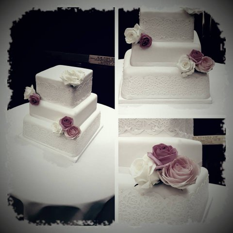 Wedding Cakes and Catering - The little house of baking -Image 25605