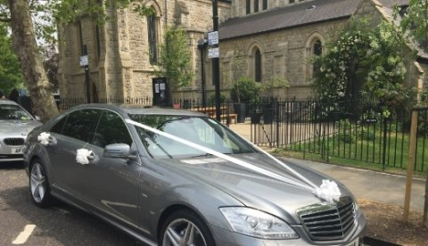 Wedding Cars London - Platinum Cars