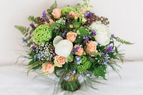 Wedding Flowers and Bouquets - West Dorset Wedding Flowers-Image 14273