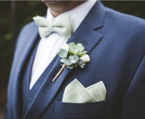 Wedding Attire - Dickie bow-Image 42855
