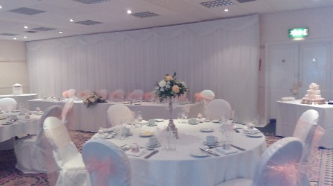 Holiday Inn Corby Kettering A43 Wedding Ceremony And Reception