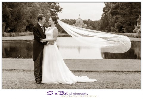 Wrest Park | Wedding Photography - GnBri Photography