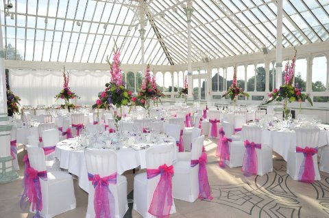 The Isla Gladstone Conservatory Wedding Ceremony And Reception