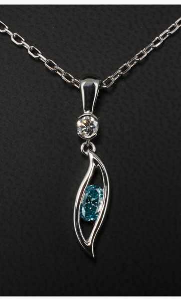 Bespoke pendant - Blair and Sheridan Bespoke Diamond Jewellers