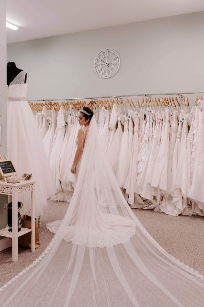 Veils - Bridal Reloved Dorchester
