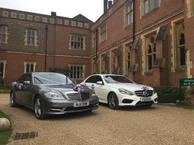 Luxury Mercedes Wedding Cars - Platinum Cars