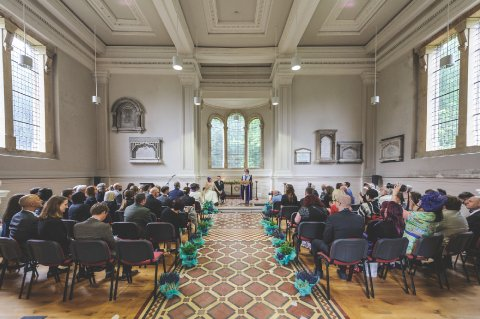 The Anglican Chapel, Church of England Ceremony