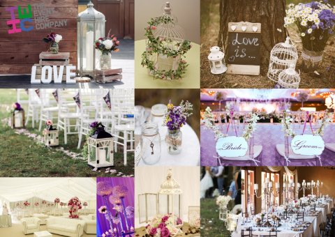 Wedding Inspiration - The Event Hire Company