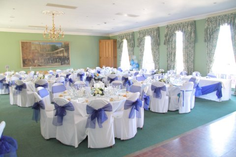 Reception Room - Tattersalls