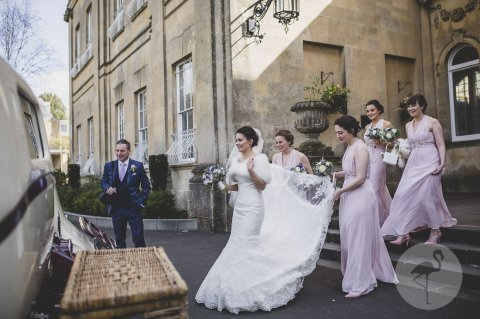 Wedding Ceremony and Reception Venues - Bailbrook House Hotel-Image 36506