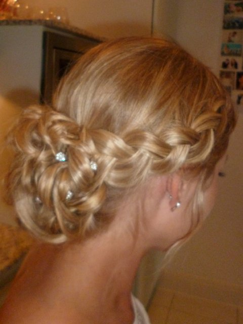 Wedding Hair and Makeup - Angel Faces Bridal makeup and hair -Image 11862