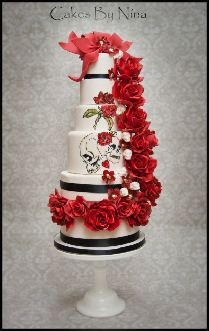 Love is For Ever - Cakes by Nina