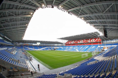 Cardiff City Football Club - Pitch - Cardiff City Stadium