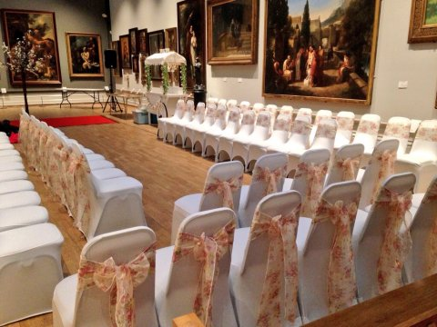 Vintage Chair Sashes