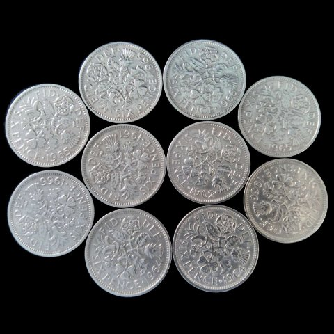 Wedding Favours and Bonbonniere - Sixpence Favours-Image 7083