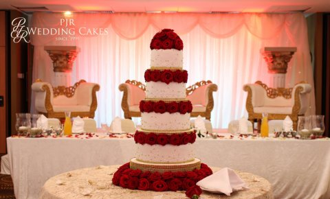 Traditional Wedding Cakes - PJR Wedding Cakes