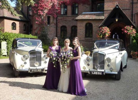 Wedding Cars - Premier Carriage Wedding Transport