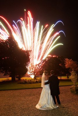 Wedding Fireworks Displays - Dynamic Fireworks-Image 13057