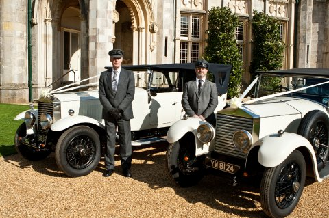 Vintage Cars - Premier Carriage Wedding Transport