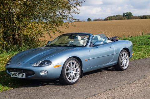 Jaguar XKR - Price Wedding Cars