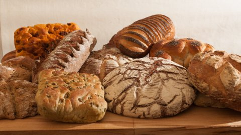 Artisan Breads - Else Event Catering