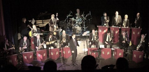 The Full Big Band - The Eddie Seales Band
