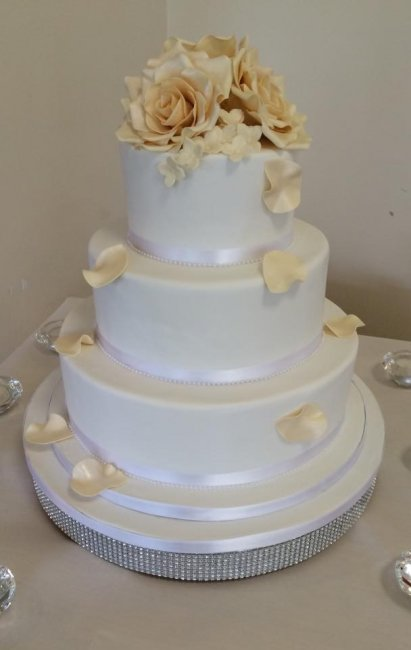 Wedding Cakes and Catering - Sprinkles and Sparkles Bespoke Baking -Image 15339