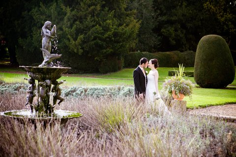 Stoke Rochford Wedding - Lumiere Photography