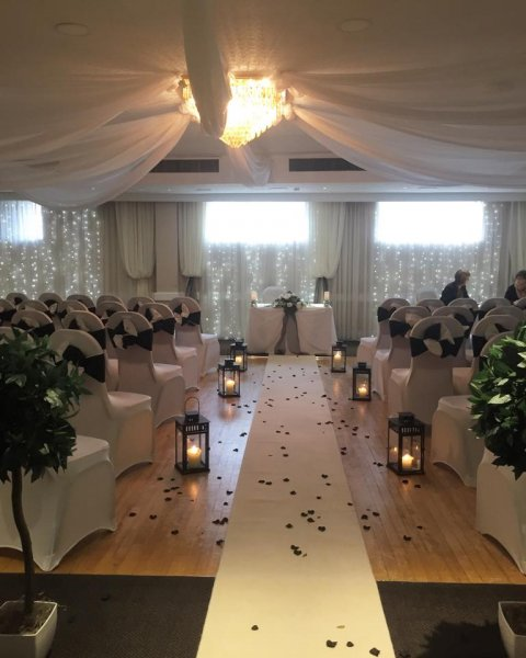 BEST WESTERN Glendower Hotel, Wedding Ceremony And