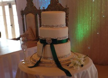 Wedding Cakes and Catering - The little house of baking -Image 6802