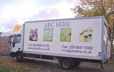 Wedding Catering and Venue Equipment Hire - ABC CATERING & PARTY EQUIPMENT HIRE LTD-Image 21234