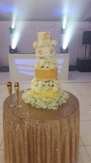 Wedding Cakes and Catering - The little house of baking -Image 28338