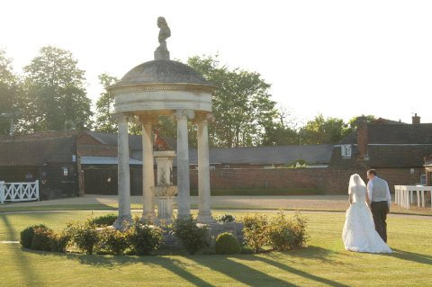 Rotunda Lawn - Tattersalls