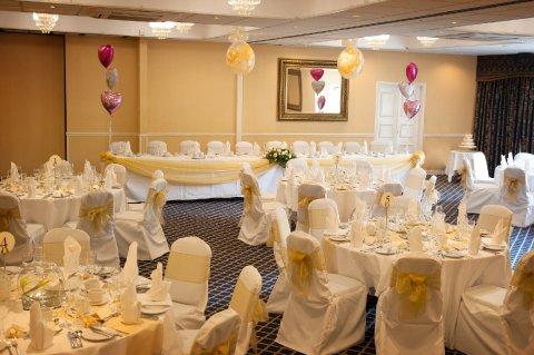 Buckatree Hall Hotel Wedding Ceremony And Reception Venues In