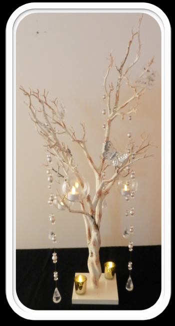 Butterfly Wishing Tree - The Event Hire Company