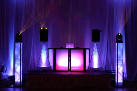 Synced lighting effects - If You Need a DJ