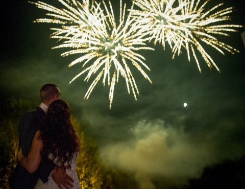 Wedding Fireworks Displays - Dynamic Fireworks-Image 13047