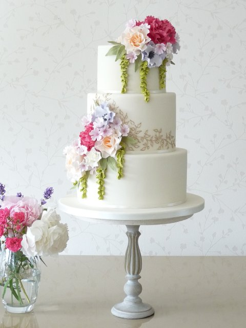 Wedding Cakes and Catering - Rachelle's-Image 20531