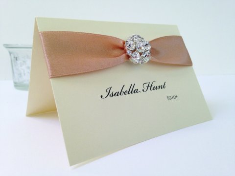 Maia Place Cards - The Whole Caboodle Design Ltd