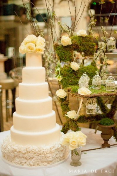 Wedding Cakes and Catering - Cakes By Robin-Image 44175