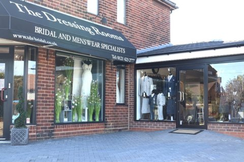 Birminghams largest independent Bridal shop - TDR Bridal Birmingham