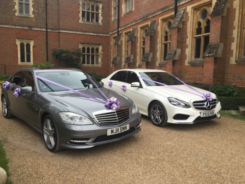 Mercedes Wedding Cars - Platinum Cars